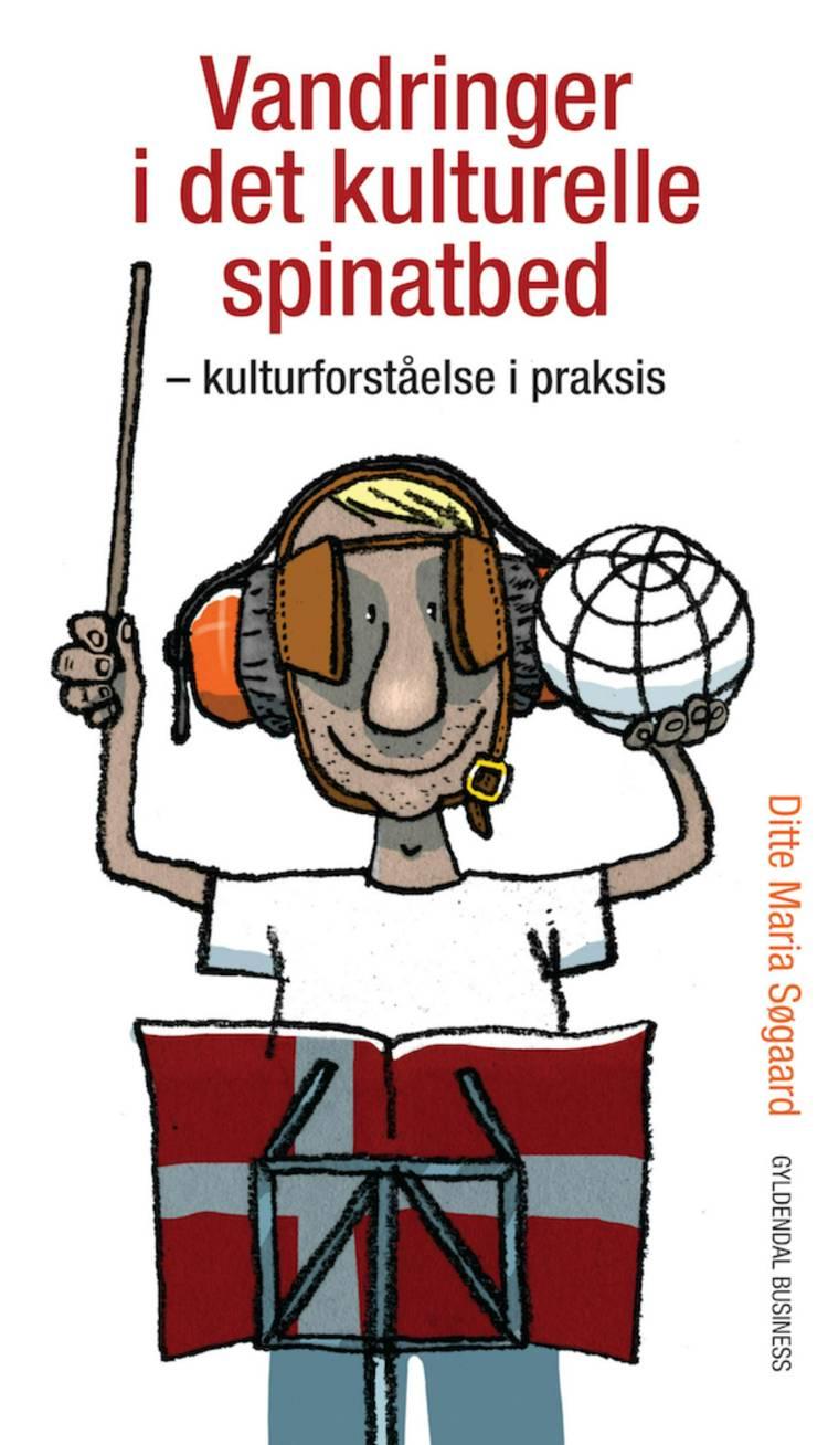 Vandringer i det kulturelle spinatbed af Ditte Maria Søgaard
