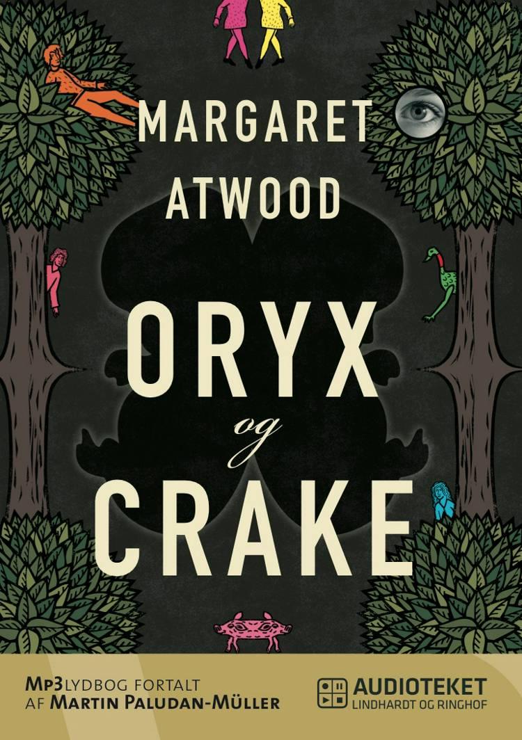 Oryx og Crake af Margaret Atwood