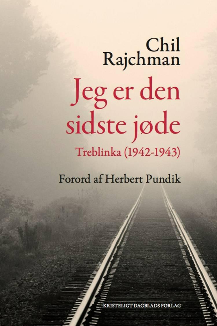 Jeg er den sidste jøde af Chil Rajchman
