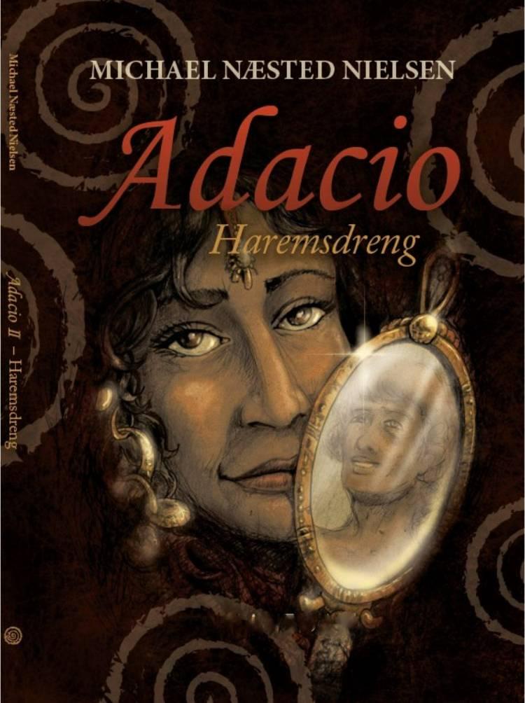 Adacio - haremsdreng af Michael Næsted Nielsen
