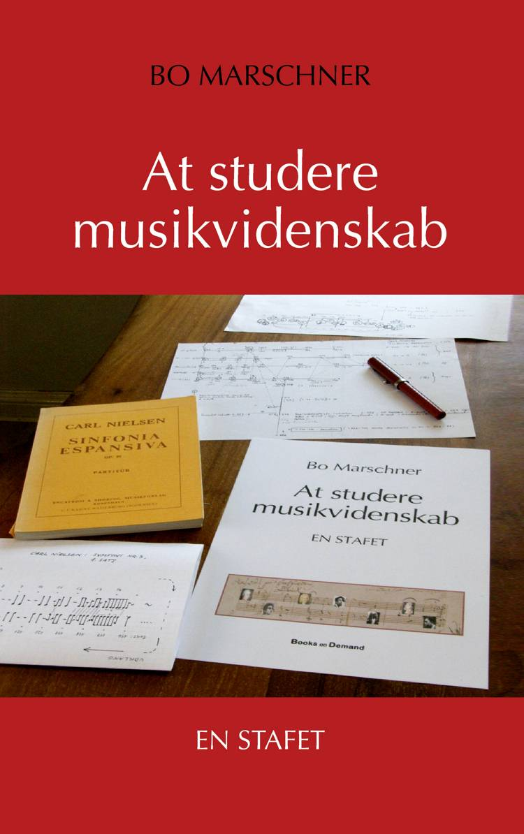 At studere musikvidenskab af Bo Marschner