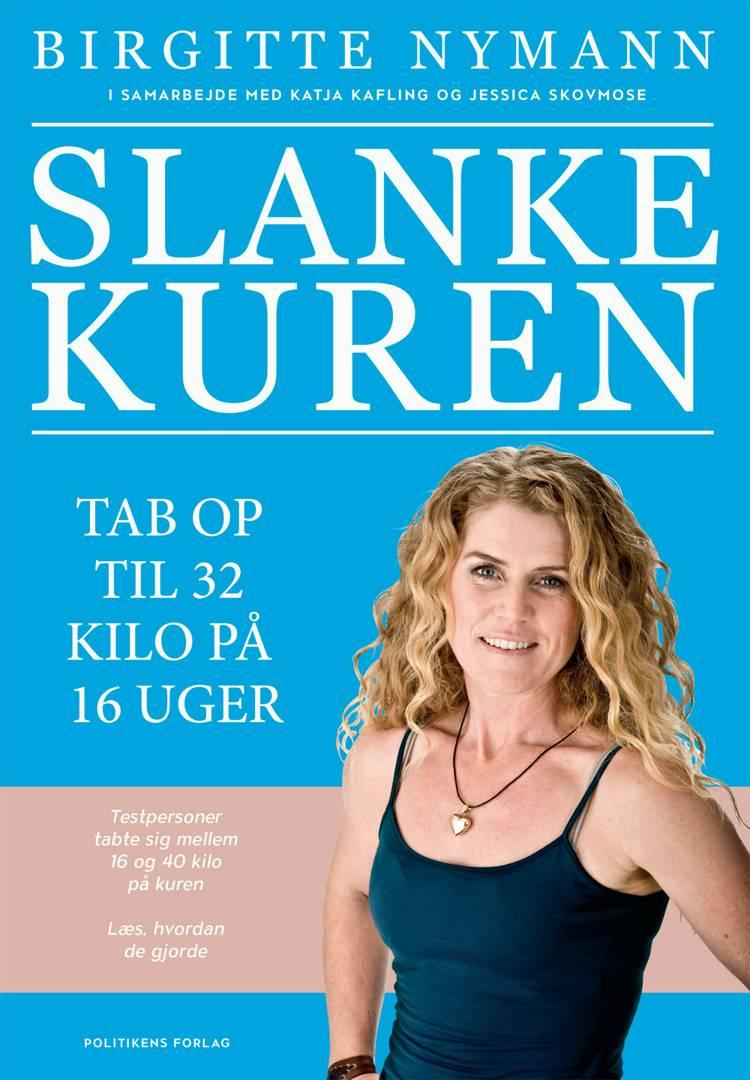 Slankekuren af Birgitte Nymann, Jessica Skovmose, Katja Kafling og Jessica Skovmose og Katja Kafling