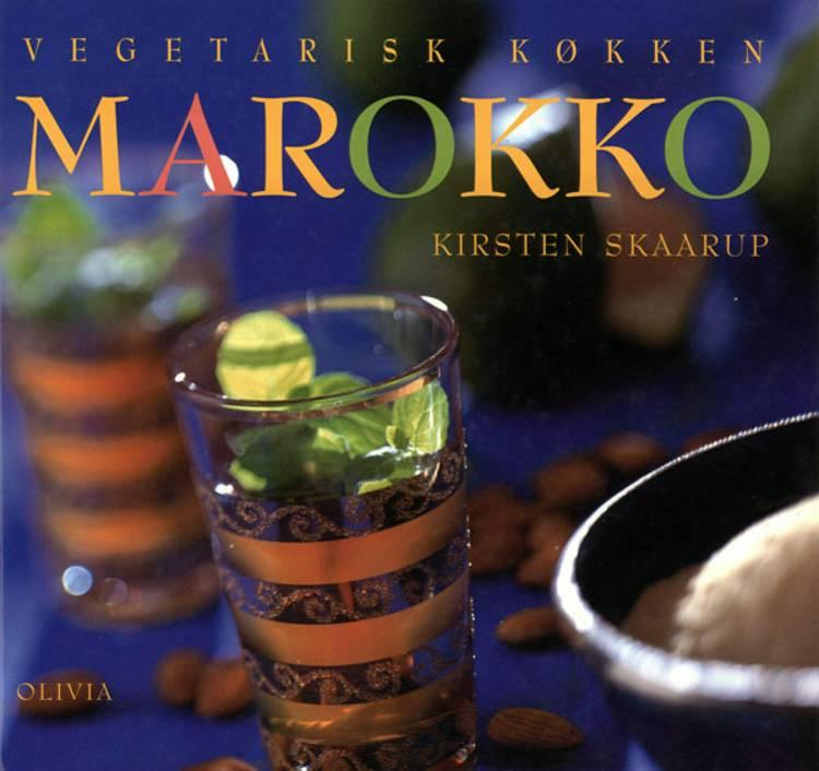 Vegetarisk køkken - Marokko af Kirsten Skaarup