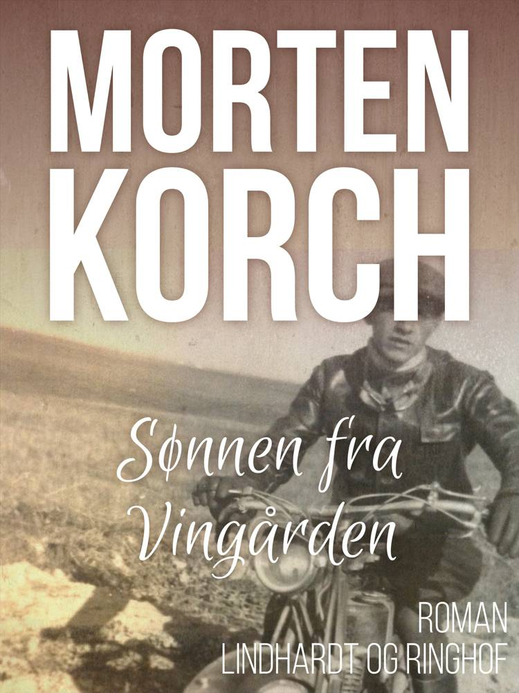 Sønnen fra Vingården af Morten Korch
