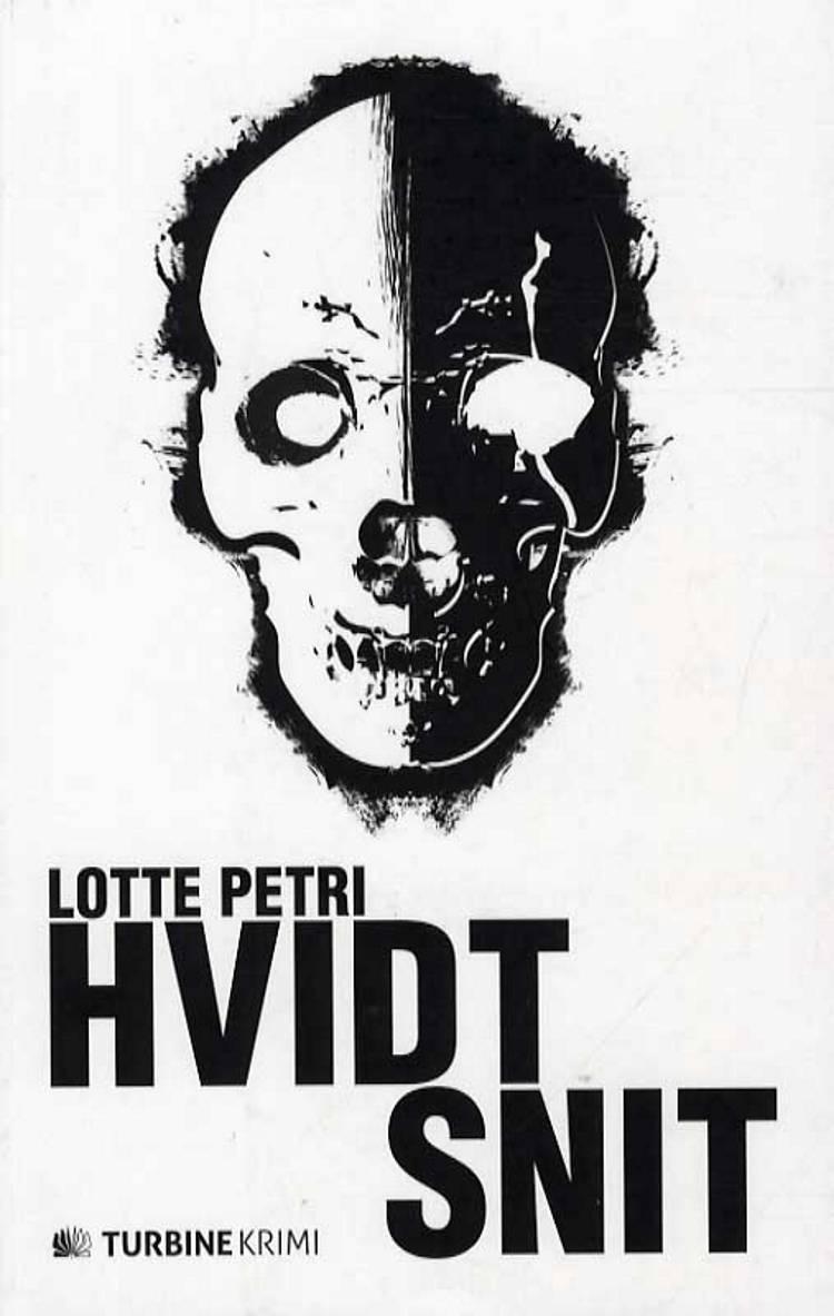 Hvidt snit af Lotte Petri