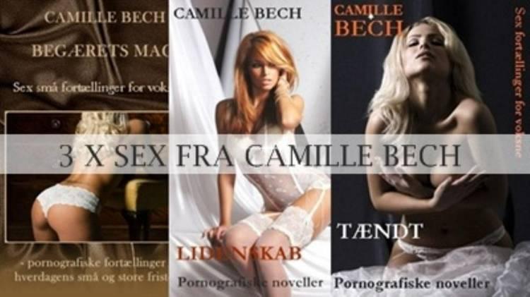 3 X SEX FRA CAMILLE BECH af Camille Bech