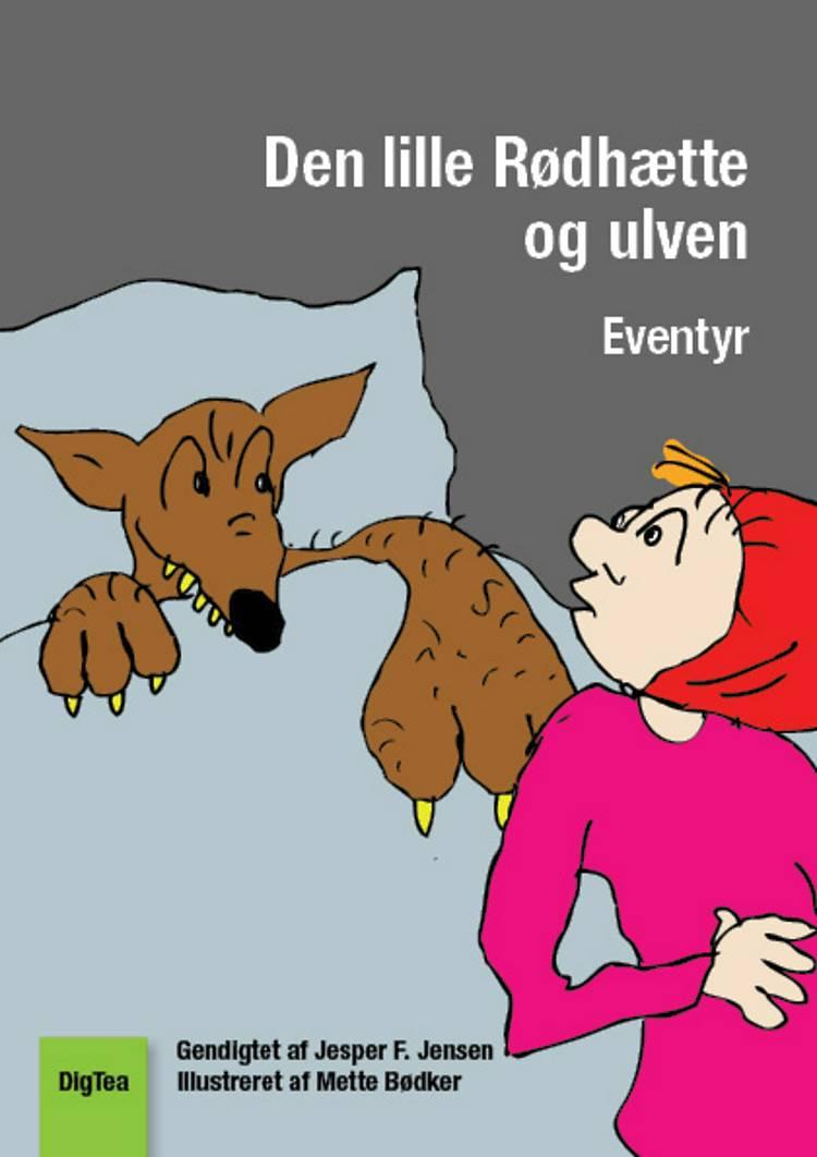 Den lille Rødhætte og ulven af Jesper Frank Jensen