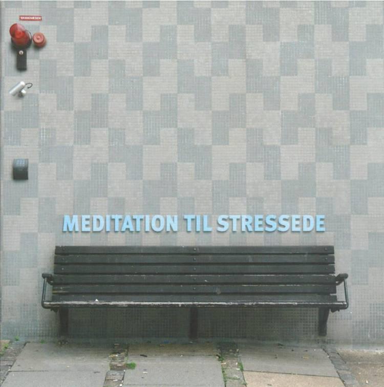 Meditation til stressede af Klaus Kornø Rasmussen