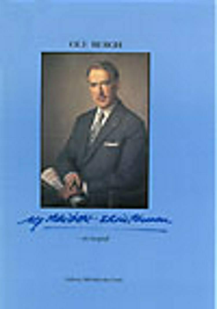 Alf Schiøttz-Christensen - en biografi af Ole Bergh
