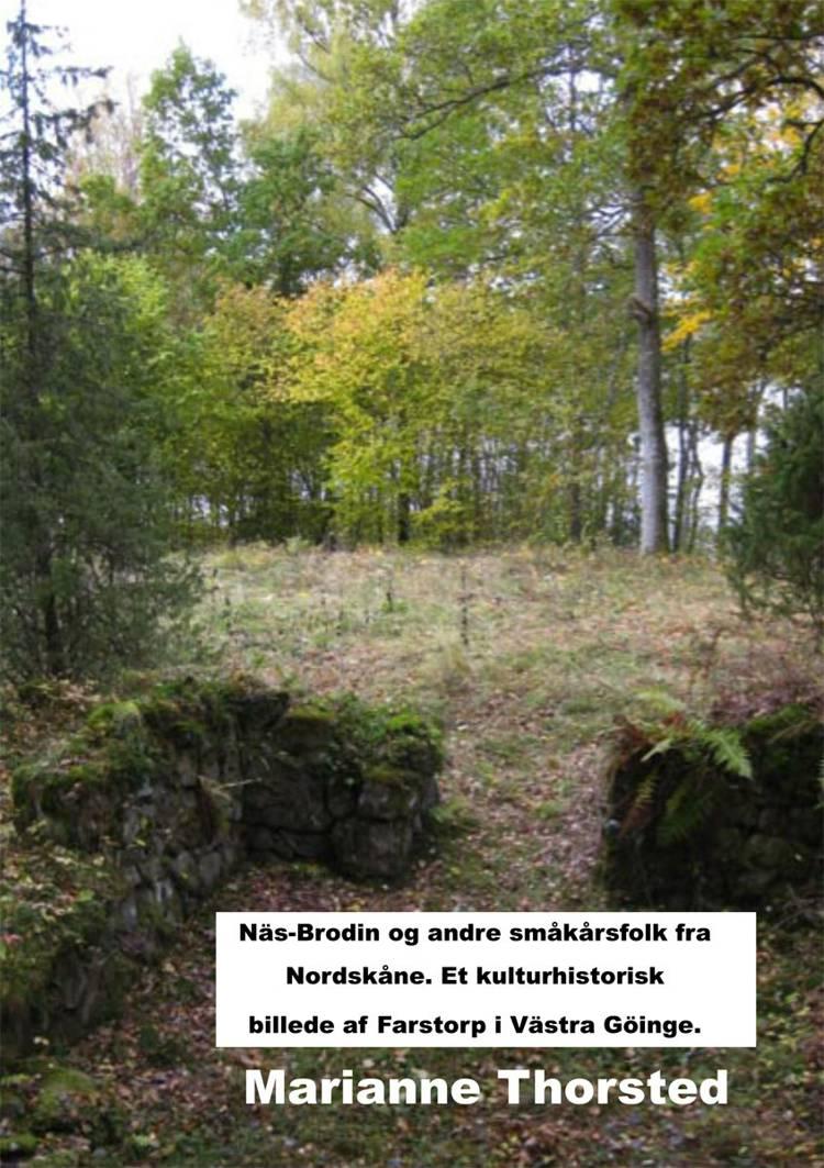 Näs-Brodin og andre småkårsfolk fra Nordskåne af Marianne Thorsted
