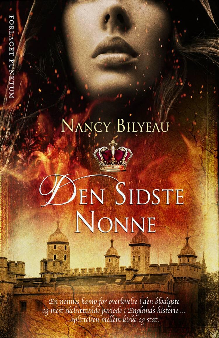 Den sidste nonne af Nancy Bilyeau
