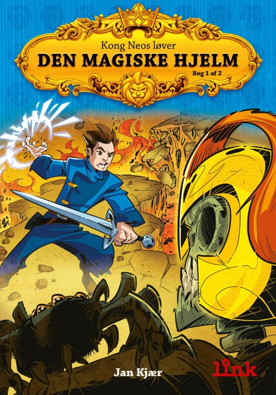 Den magiske hjelm 1 af Jan Kjær