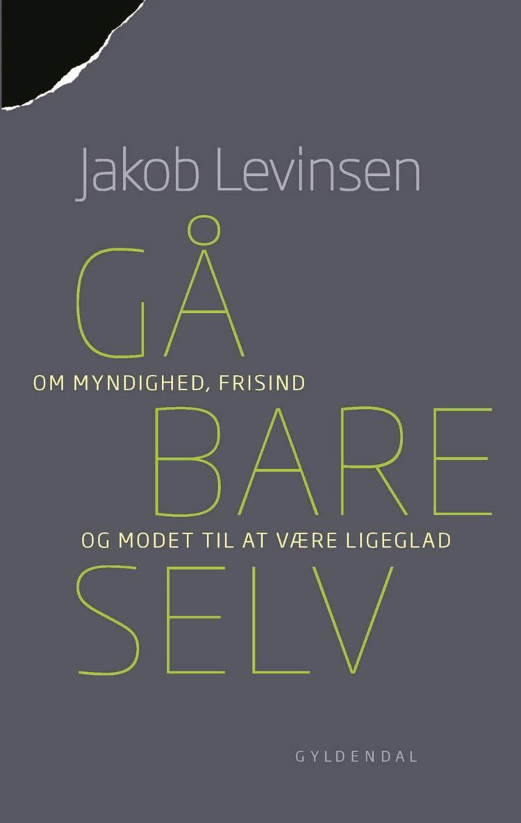 Gå bare selv af Jakob Levinsen