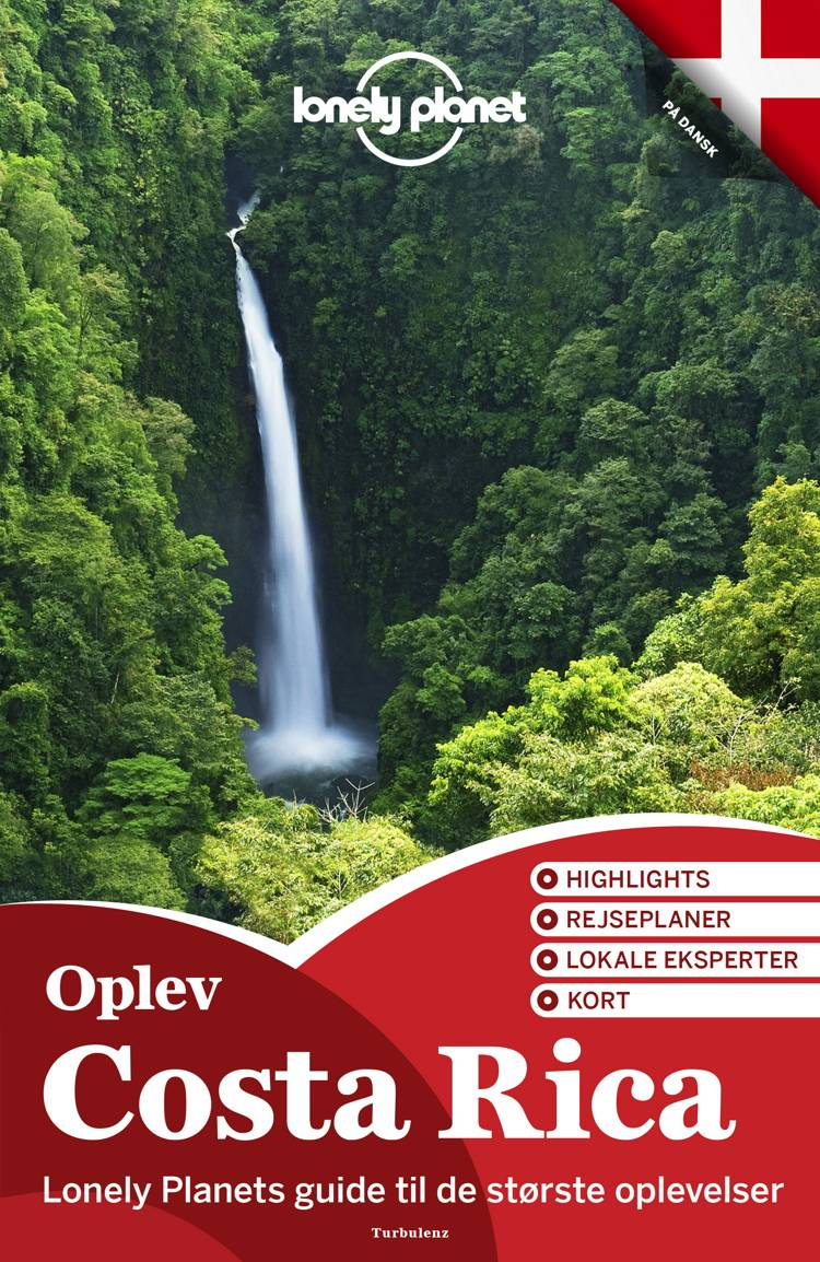 Oplev Costa Rica af Lonely Planet