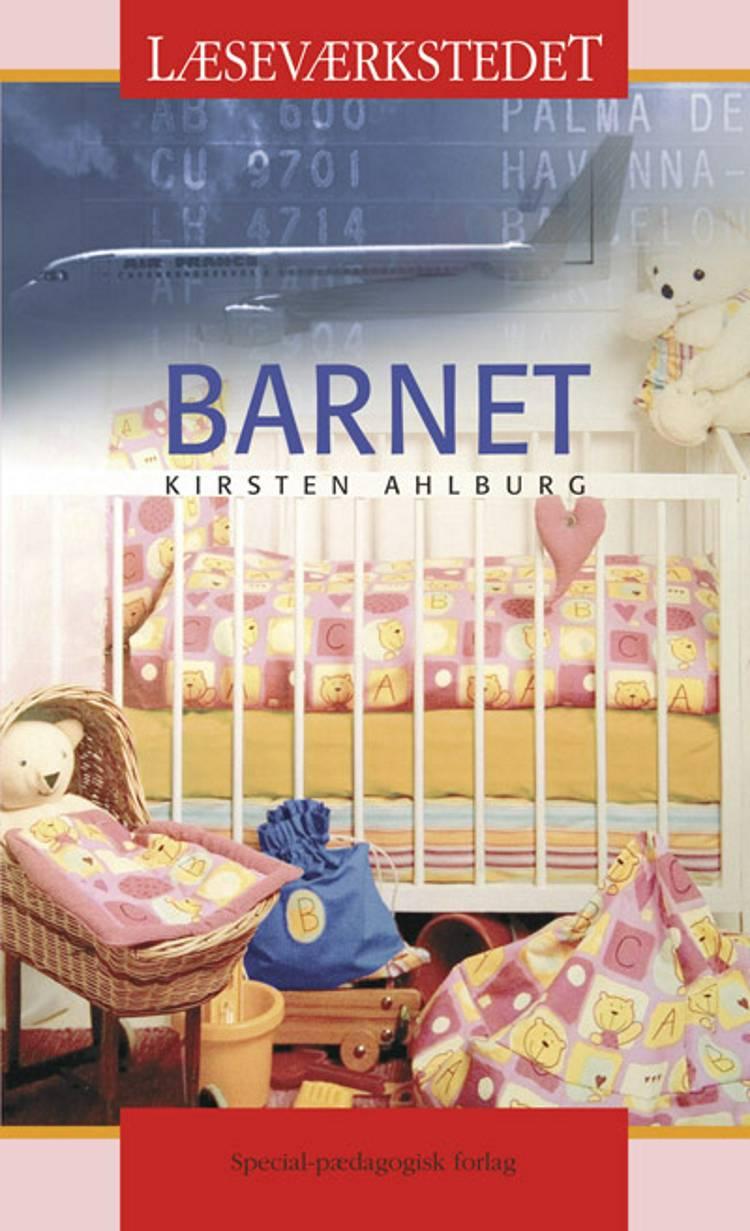 Barnet af Kirsten Ahlburg