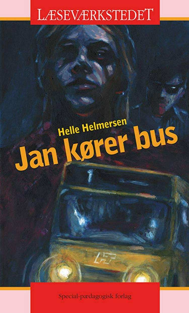 Jan kører bus. E-bog med gratis opgaver af Helle Helmersen