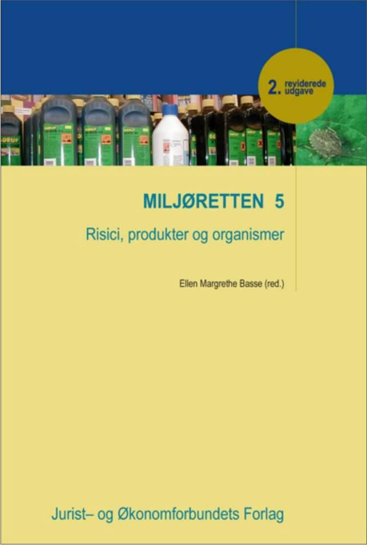 Miljøretten 5 af Ellen Margrethe Basse