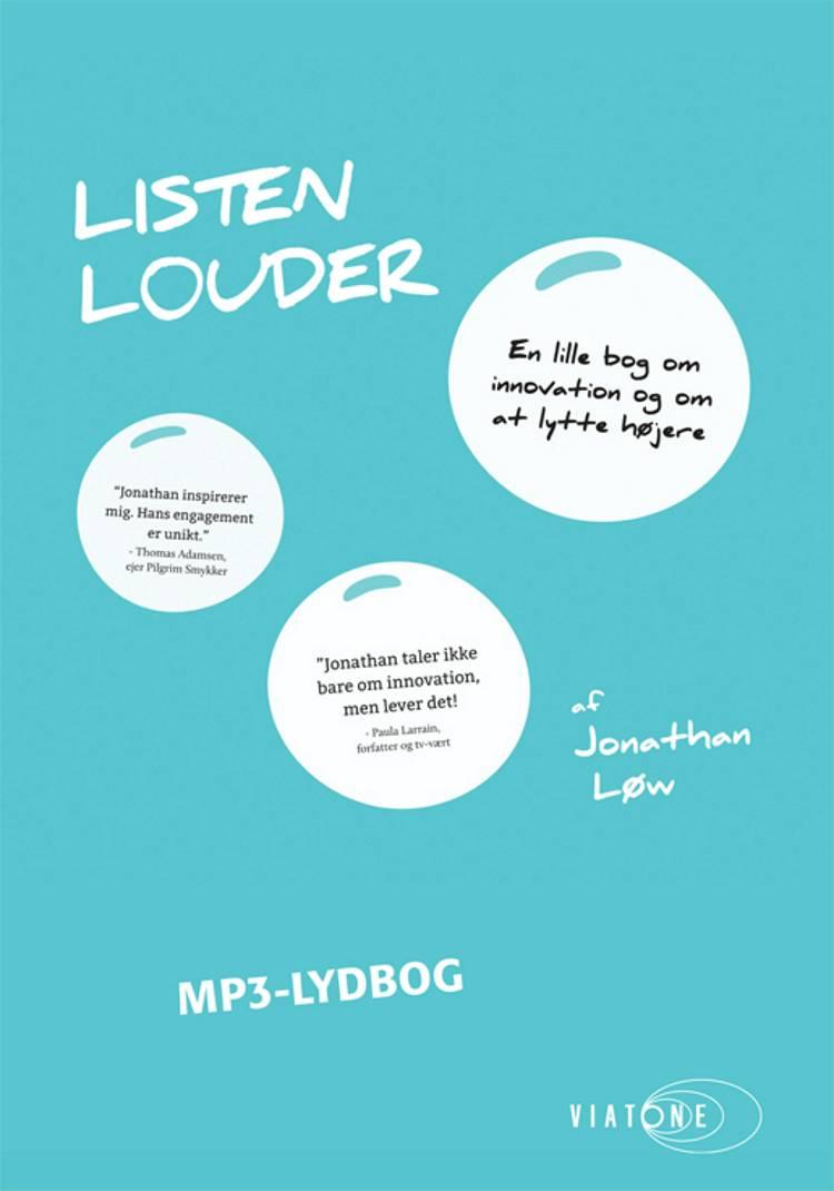 Listen louder af Jonathan Løw