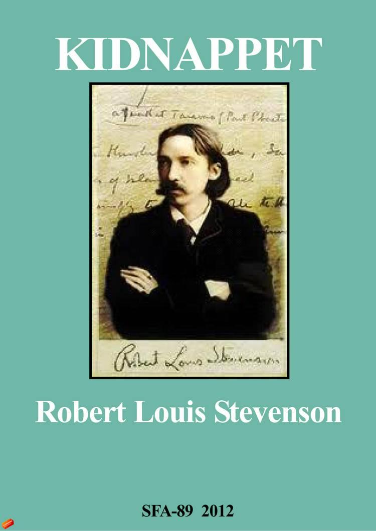 Kidnappet af Robert Louis Stevenson