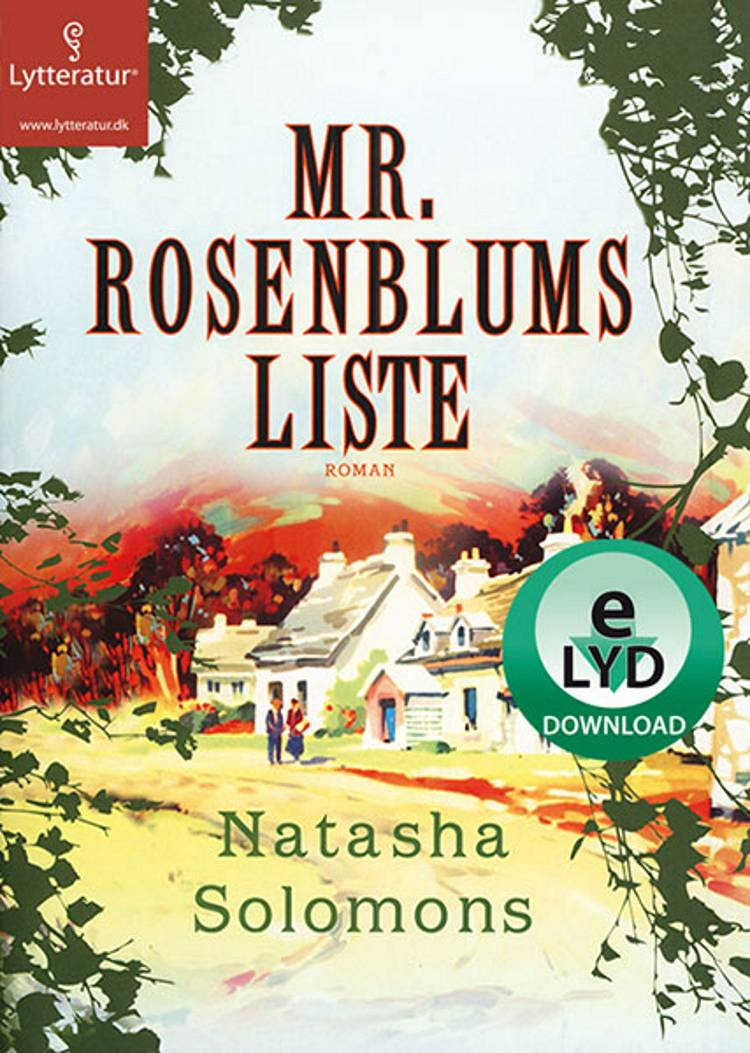 Mr. Rosenblums liste af Natasha Solomons