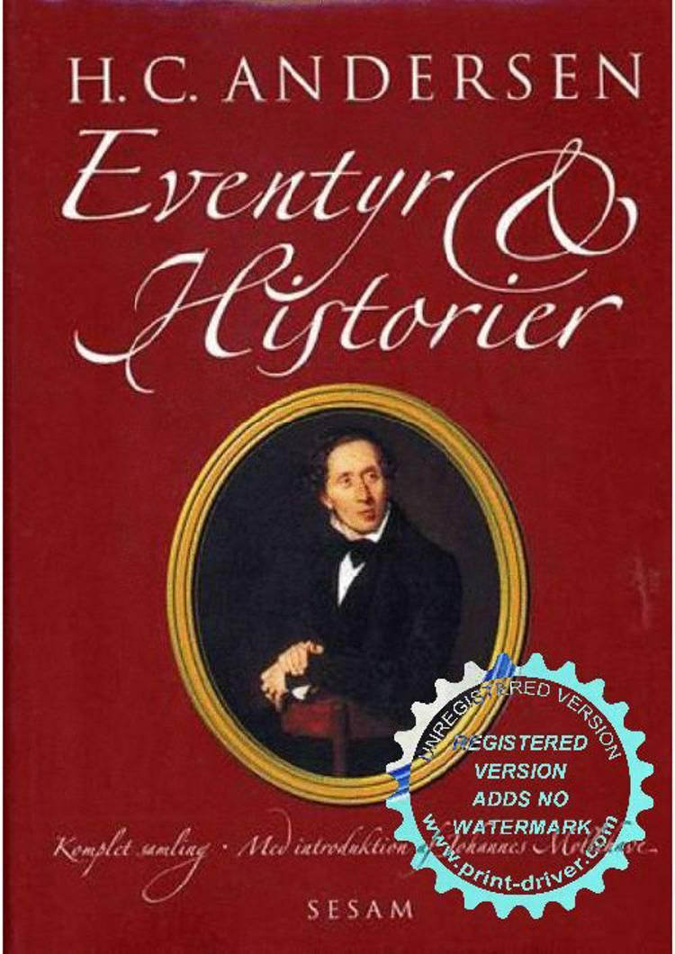 Det nye århundredes muse af H.C. Andersen