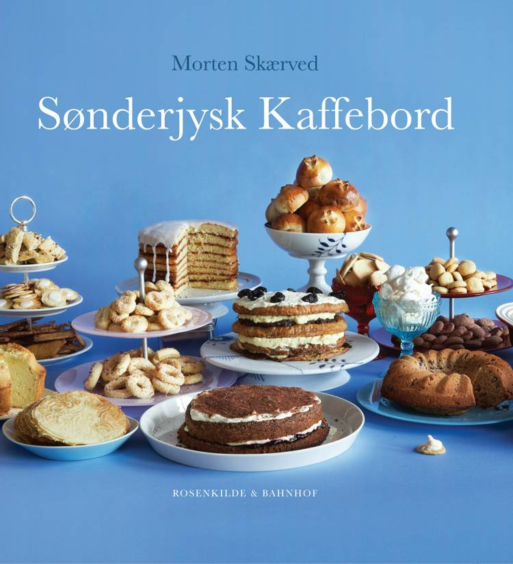 Sønderjysk kaffebord af Morten Skærved