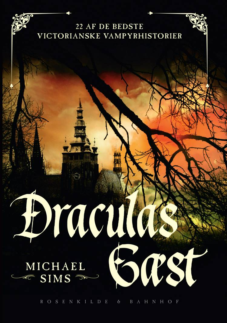 Draculas gæst af Michael Sims