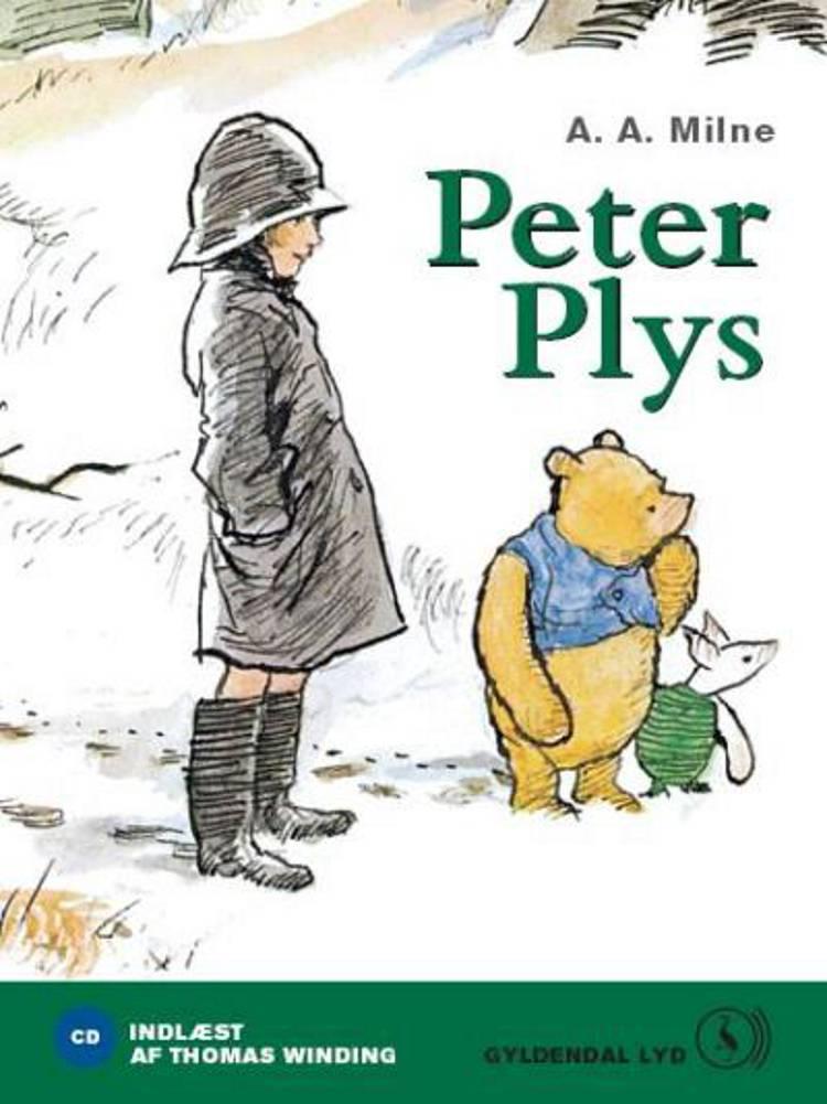 Thomas Winding læser Peter Plys af A. A. Milne
