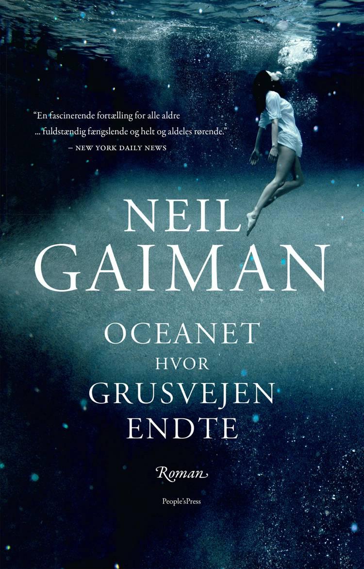 Oceanet hvor grusvejen endte af Neil Gaiman