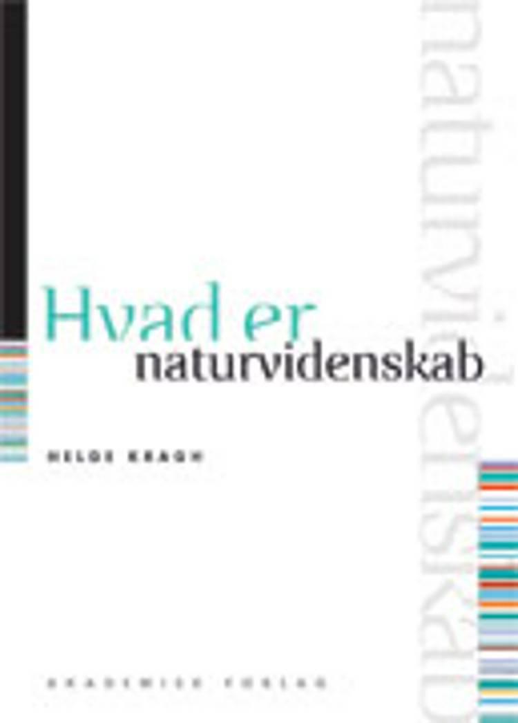 Hvad er naturvidenskab af Helge Kragh