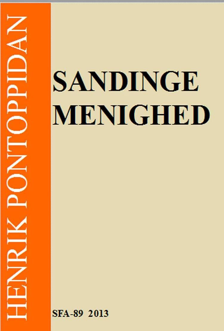 Sandinge menighed af Henrik Pontoppidan