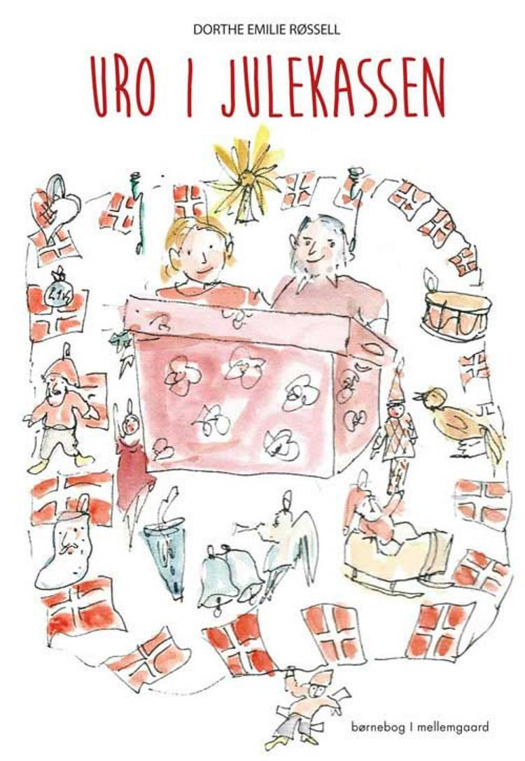 Uro i julekassen af Dorthe Emilie Røssell