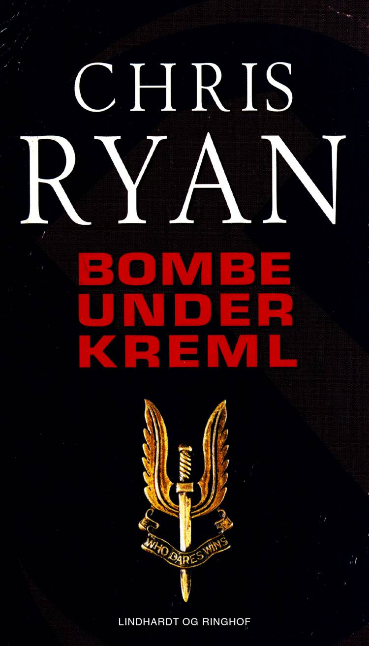 Bombe under Kreml af Chris Ryan