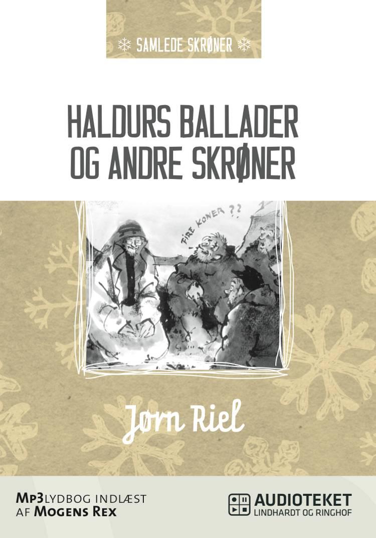 Haldurs ballader og andre skrøner af Jørn Riel