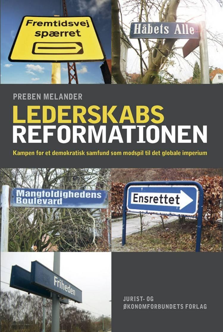 Lederskabsreformationen af Preben Melander
