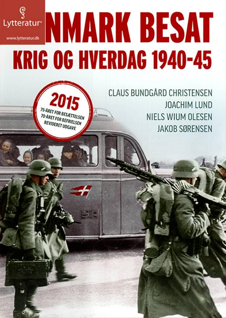 Danmark besat af Claus Bundgård Christensen m.fl.