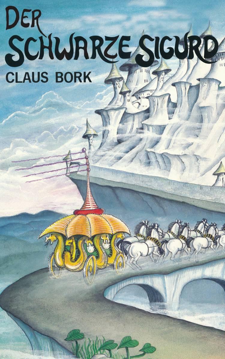 Der Schwarze Sigurd af Claus Bork