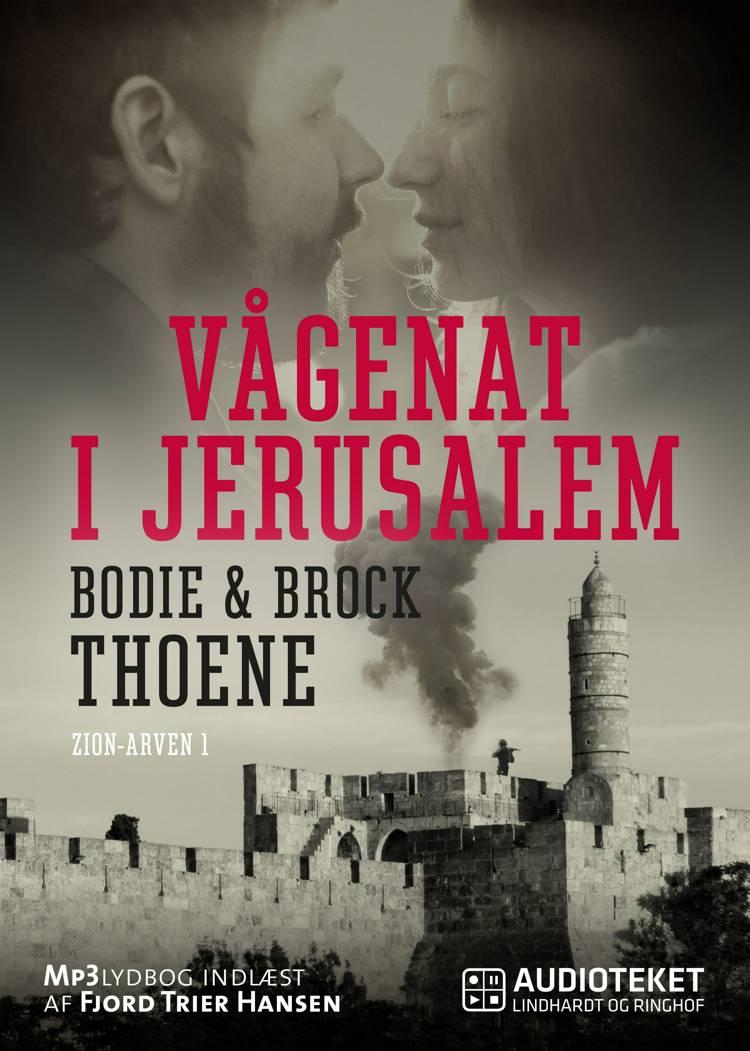 Vågenat i Jerusalem af Brock Thoene og Bodie Thoene