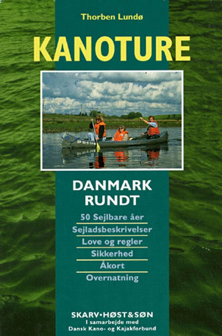 Kanoture af Thorben Lundø