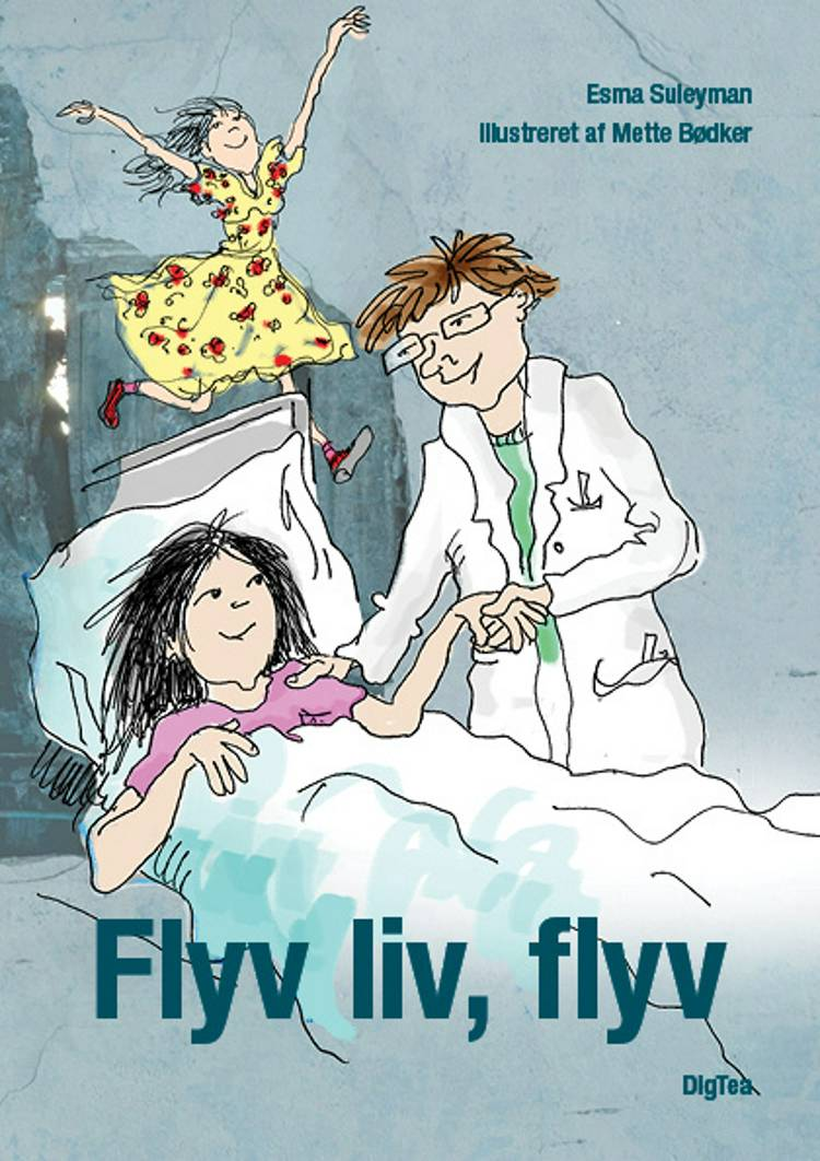 Flyv liv, flyv af Esma Suleyman