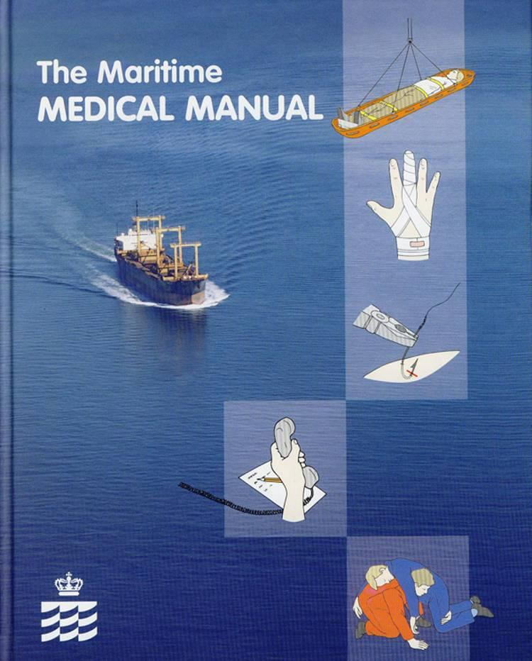The maritime medical manual af Lars Brandt, Ulrik Kirk og Lisbeth Duus