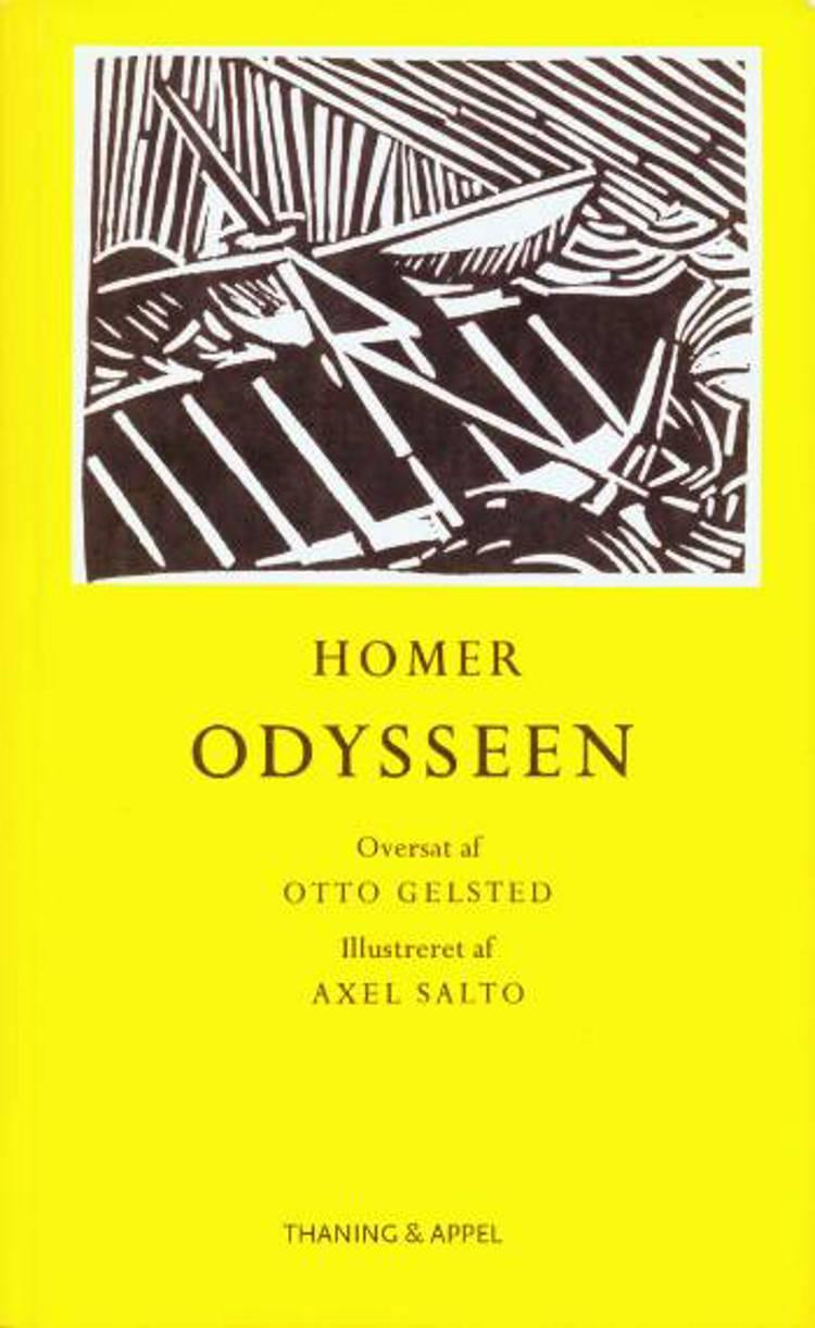 Odysseen af Homer