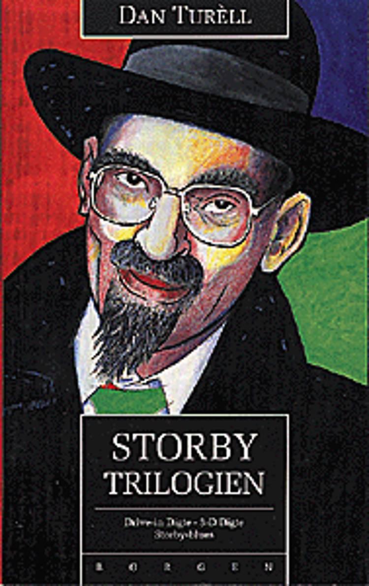 Storby-trilogien af Dan Turèll