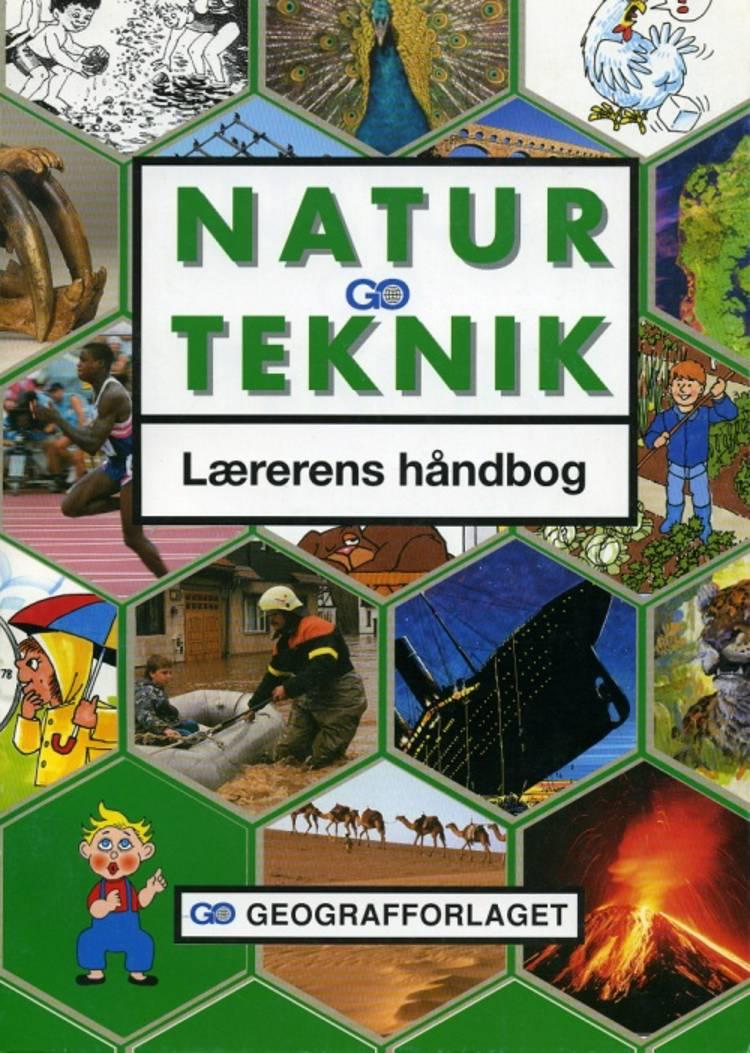 Natur teknik grøn af Nils Hansen, Ivan Jacobsen, Allan Larsen, Nina Michaelsen, Henning Lindholm og Henning Madsen og Erik Rønn m.fl.