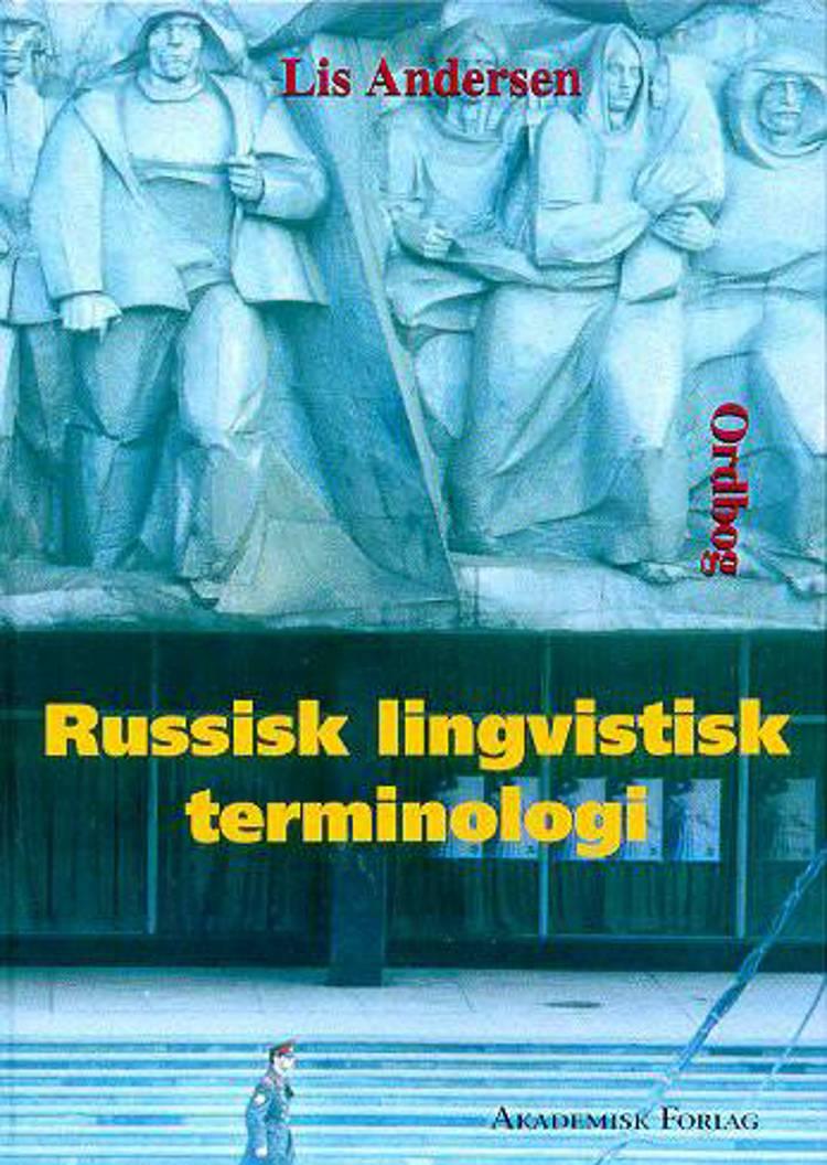 Russisk lingvistisk terminologi af Lis Andersen