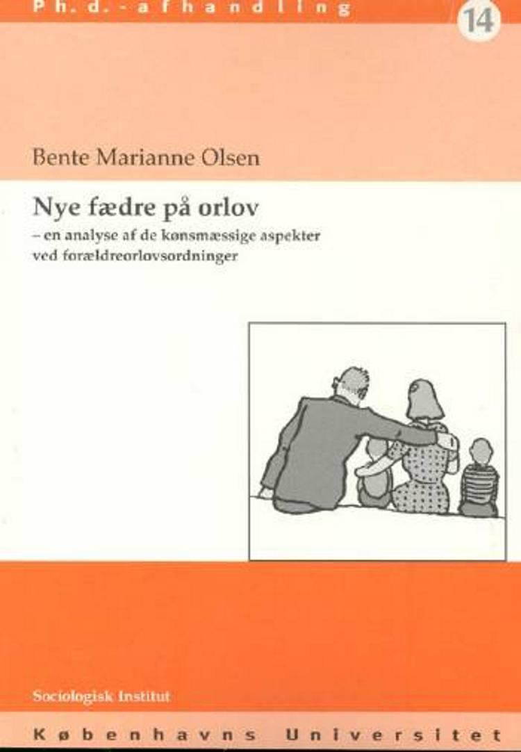 Ph.D.-afhandling af Bente Marianne Olsen