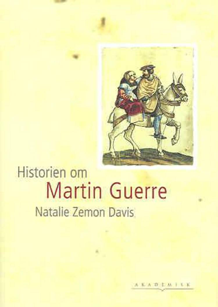 Historien om Martin Guerre af Natalie Zemon Davis