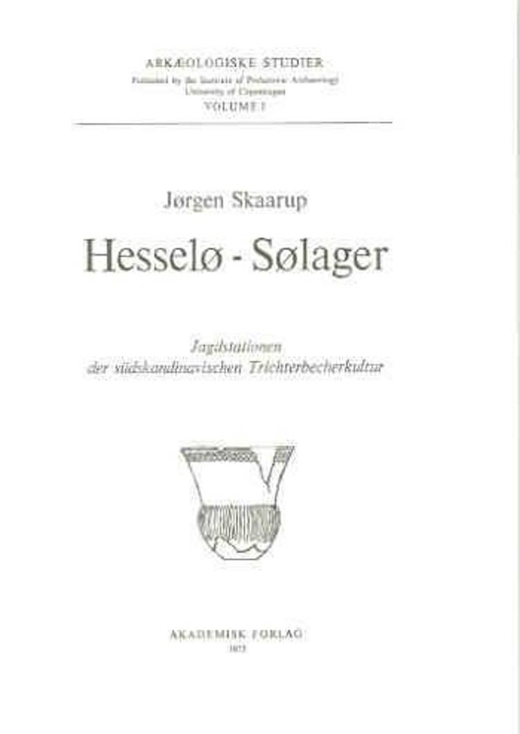Hesselø - Sølager af Jørgen Skaarup