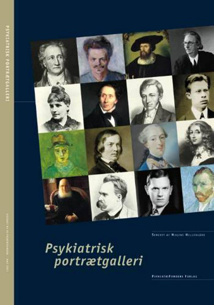 Psykiatrisk portrætgalleri af Mogens Mellergaard