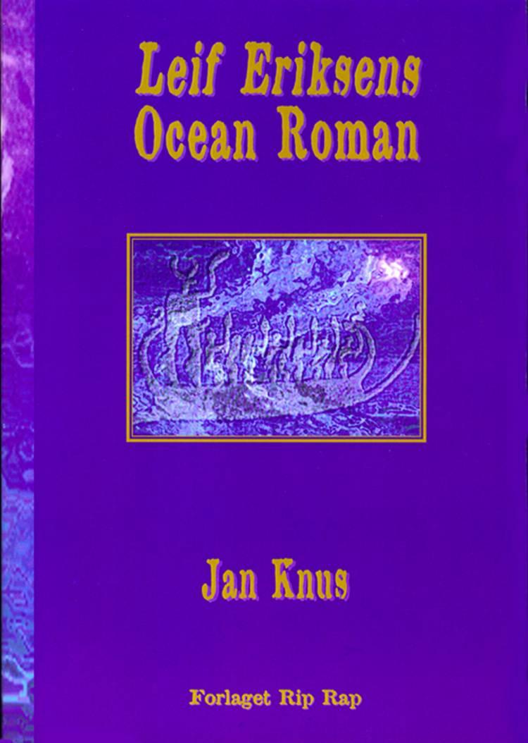 Leif Eriksens ocean roman af Jan Knus